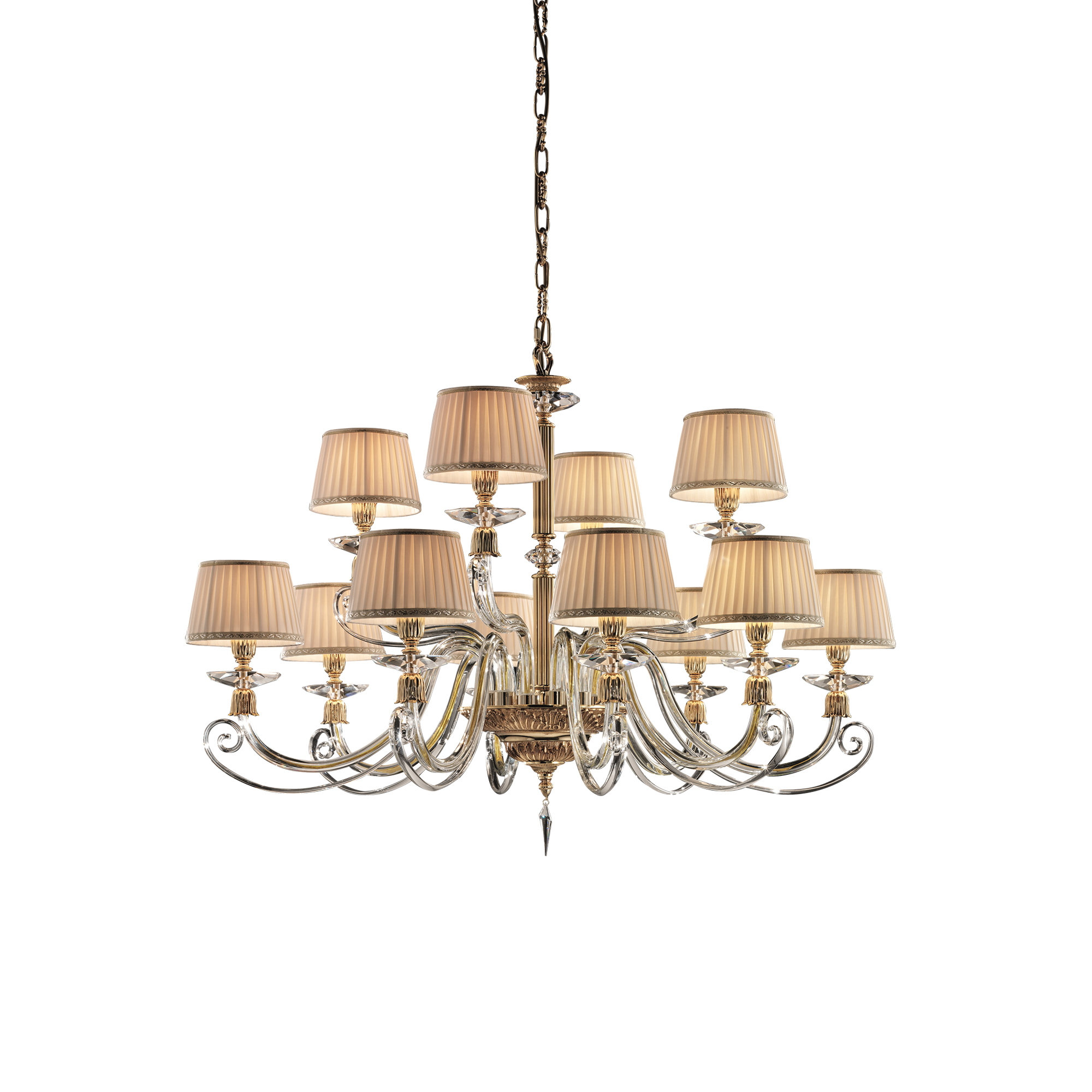 and crystal lights chandelier iron plume weeks sconce niermann products