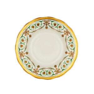PORCELAIN-PLATE-MEDICI-MADE-IN-ITALY
