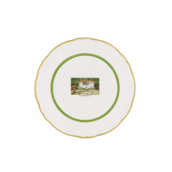 Porcelain-Made-in-Italy-Green-Gold-Medici-Family