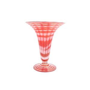 Multicolor-Murano-Glass-Vase